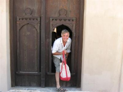 peter-at-castle-door-small.JPG