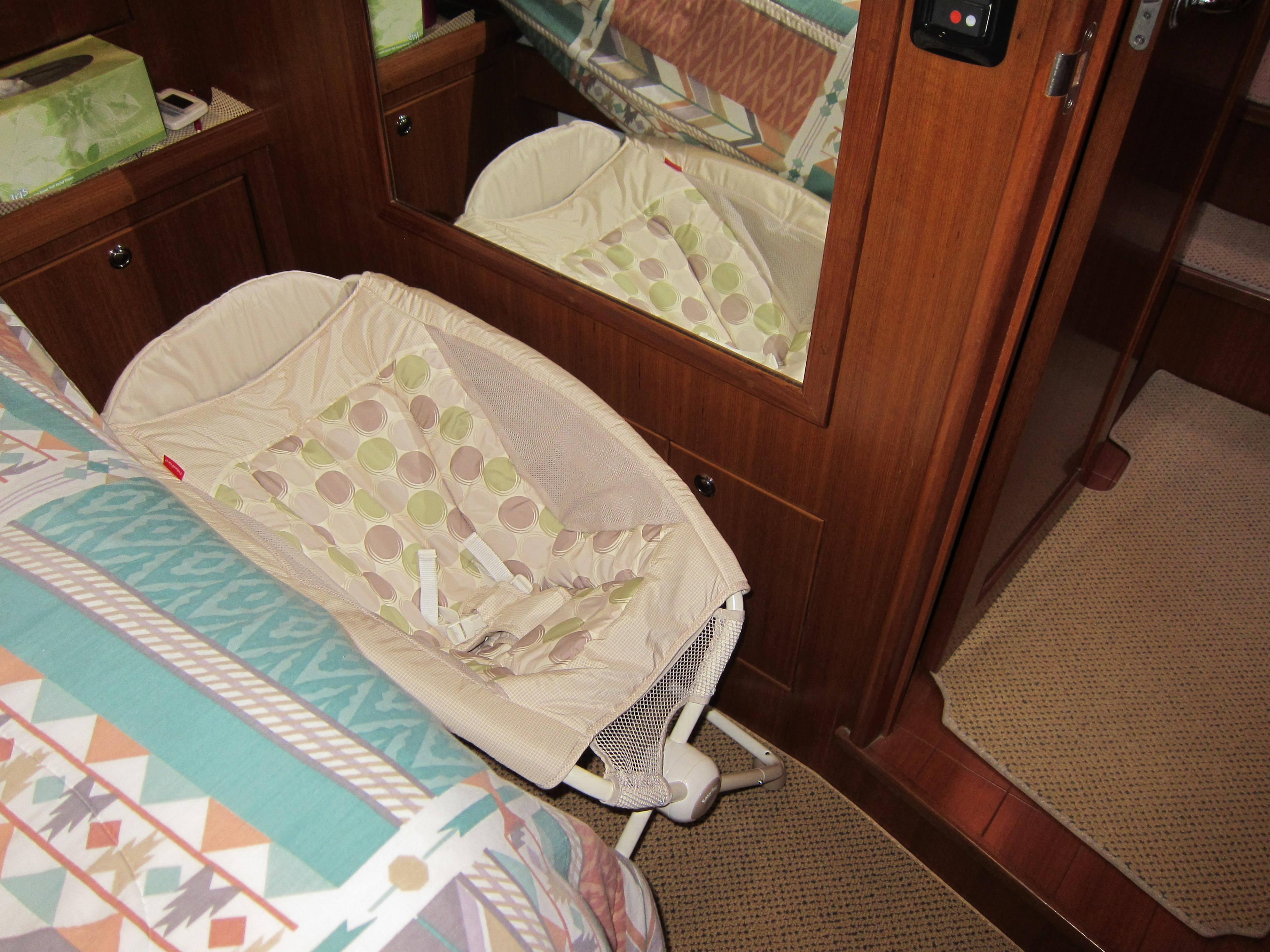 Outfitting Kosmos For A Baby Bassinet Stroller And Car Seat